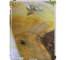 Leaf Bath iPad Case/Skin