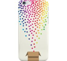 Rainbow Box iPhone Case/Skin