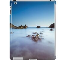 Standing on the Edge of the World iPad Case/Skin