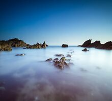 Standing on the Edge of the World by Mark Hooper
