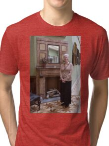 Nineteen Hundred Ten Lady Tri-blend T-Shirt