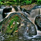 Wyming Brook Falls by © Steve H Clark Photography