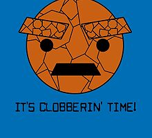 It's Clobberin' Time! by GradientPowell
