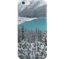 Peyto Lake, Banff Canada iPhone Case/Skin