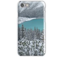 Peyto Lake, Banff Canada iPhone Case/Skin