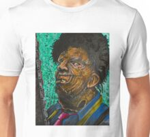 Leatherface with Chainsaw ready to Massacre Unisex T-Shirt