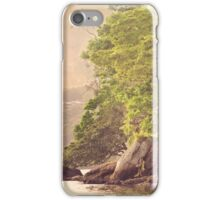 The Point at Sunset - Grays Point NSW iPhone Case/Skin