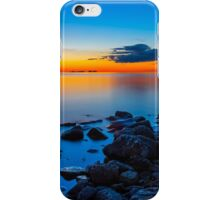 Sunset Over Sister Bay iPhone Case/Skin