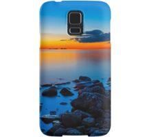 Sunset Over Sister Bay Samsung Galaxy Case/Skin