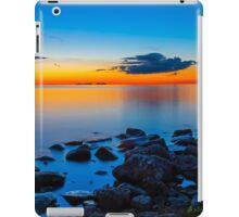 Sunset Over Sister Bay iPad Case/Skin
