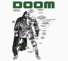 Dr.Doom Kids Clothes