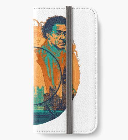 sherlock holmes iPhone Wallet/Case/Skin