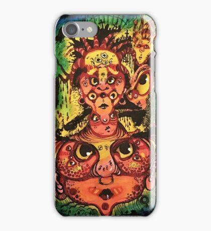 inky dinky iPhone Case/Skin