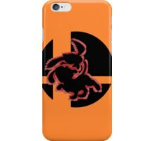 SUPER SMASH BROS: DUCK HUNT -3DS iPhone Case/Skin