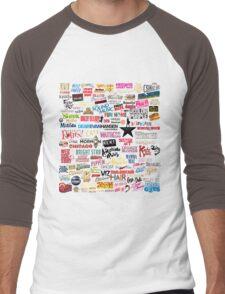 Musicals Men's Baseball ¾ T-Shirt