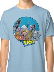 Cable • X-Men Comics Classic T-Shirt