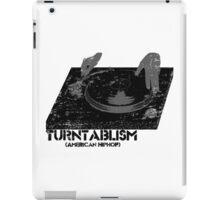 American Hip Hop - Turtablism iPad Case/Skin