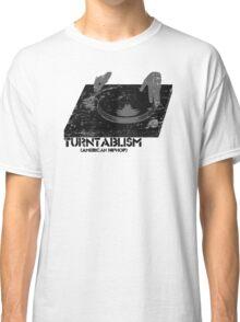 American Hip Hop - Turtablism Classic T-Shirt