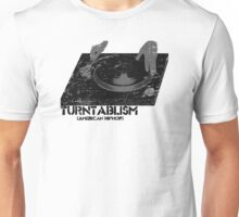 American Hip Hop - Turtablism Unisex T-Shirt