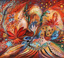 The women of Tanakh - Hava by Elena Kotliarker