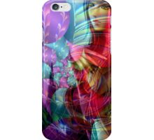 Angelic Dimensions iPhone Case/Skin