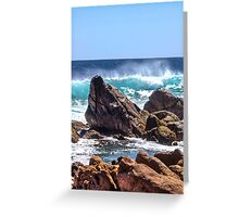 Hound Rock Greeting Card