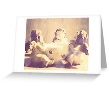 Angel Family Greeting Card