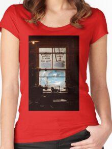 Bluebird Women's Fitted Scoop T-Shirt