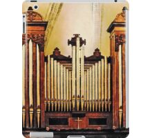 Church Organ iPad Case/Skin
