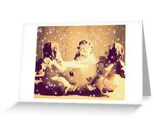 Angel Family II Greeting Card