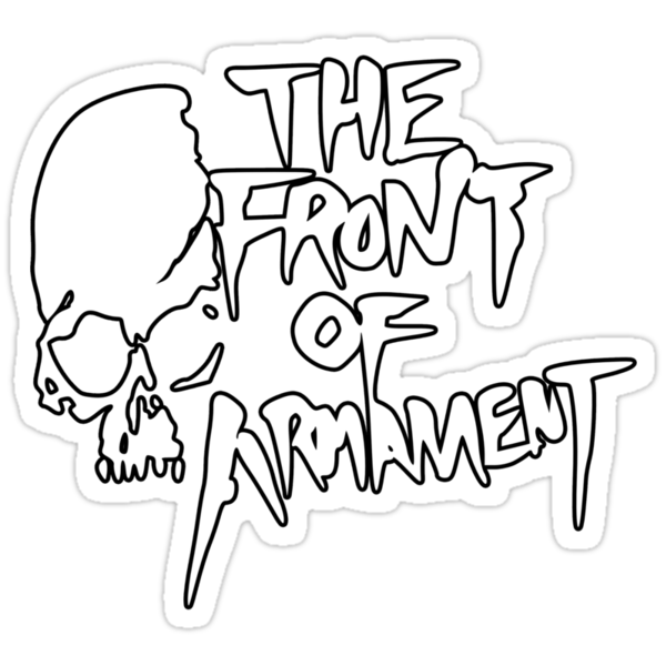 The Front of Armament - Text by ArcStuff