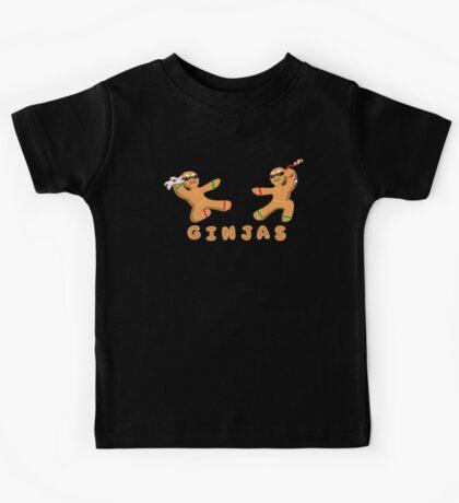 Ginjas  Kids Tee