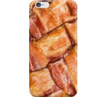 Cooked Bacon Mat iPhone Case/Skin