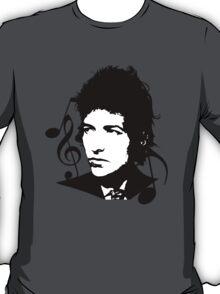 Bob Dylan - Stylized T-Shirt