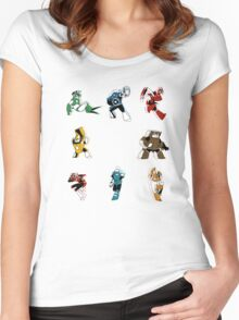 We are Robot Masters Women's Fitted Scoop T-Shirt