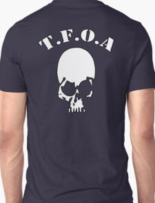 The Front of Armament - Skull T-Shirt