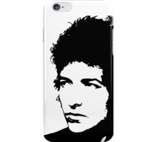 Bob Dylan - Stylized White Ver. iPhone Case/Skin