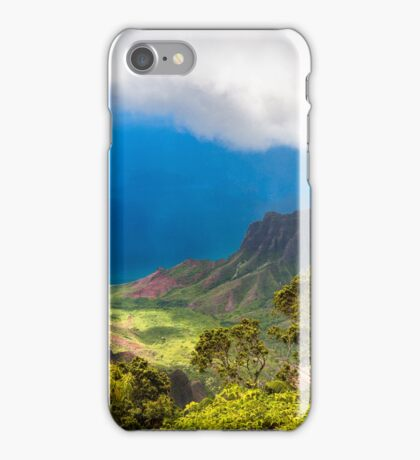 Koke'e State Park - Kauai, Hawaii iPhone Case/Skin