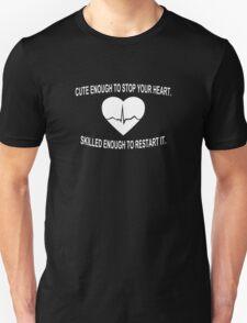 Rn Nursing Cute Nurse T-Shirt