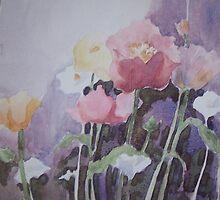 poppies by Ellen Keagy
