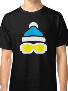 Ski Goggles & Bobble Hat  Classic T-Shirt