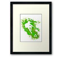 Link Spirit Framed Print