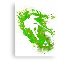 Link Spirit Canvas Print