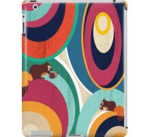 Retro iPad Case/Skin