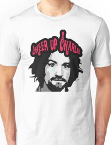 Cheer Up, Charlie!   Unisex T-Shirt