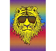 Liger 2013 (Rock Star) Photographic Print