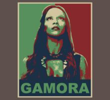 Gamora Hope by heliconista