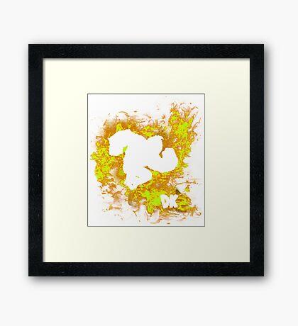 Donkey Kong Spirit Framed Print
