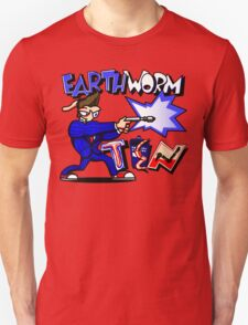 Earthworm Ten T-Shirt