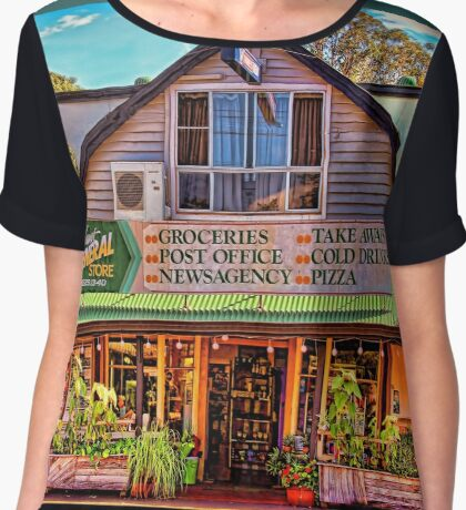 General Store Women's Chiffon Top